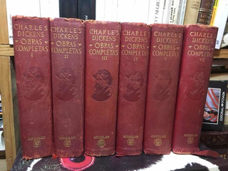 Obras Completas Charles Dickens Aguilar
