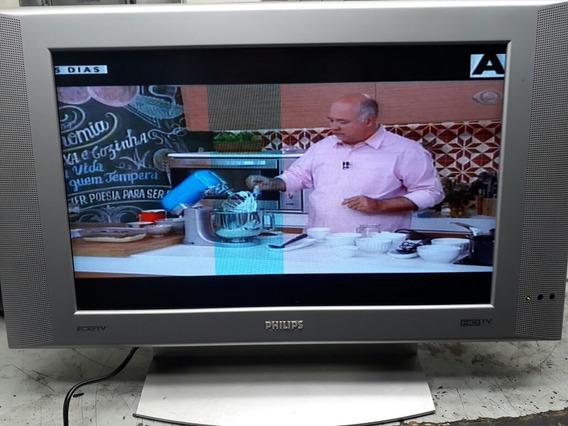 Tv Lcd Philips 17 Mod.com Defeito