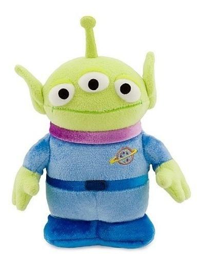 Alien Pelúcia Do Filme Toy Story Woody Jessie Disney 20 Cm
