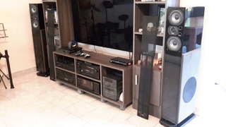 Parlantes Polk Lsi 25 Impecables
