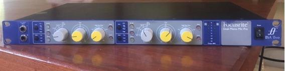 Pré Amplificador Isa Two Focusrite Mono