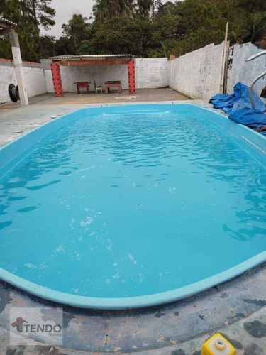 Imagem 1 de 18 de Imob03 - Chácara Com 3 Dormitórios À Venda, 493 M² Por R$ 350.000 - Jardim Das Lavras Ii - Suzano/sp - Ch0095
