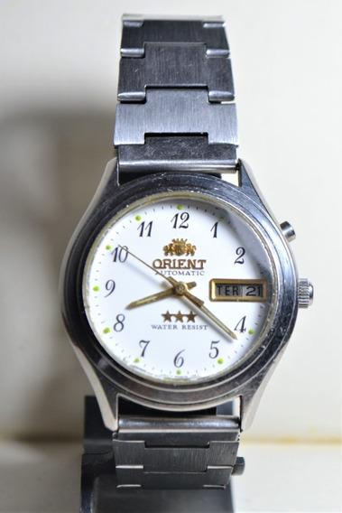 Relógio Orient Automatic 3 Estrelas Ke 469ma9 9xpr
