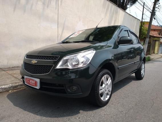 Chevrolet Agile Ltz 1.4 2012 Baixo Km