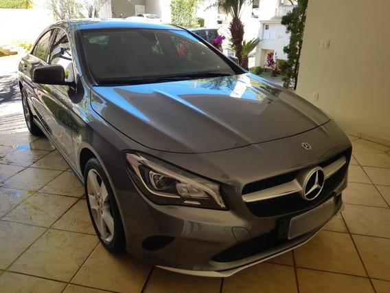 Mercedes-benz Classe Cla 2018 1.6 Turbo 4p