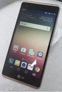 Celular Usado LG X Style (k200dsf) - Com 90 Dias De Garantia