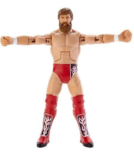 Wwe Super Strikers 6 Daniel Bryan Figura