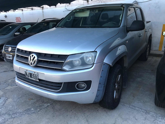 Volkswagen Amarok 4x4 Highline 8 Cambios At Cuero Permuto