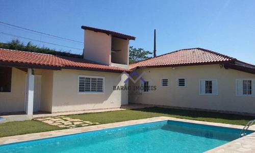 Chácara À Venda, 1540 M² Por R$ 797.873,00 - Jarinu - Jarinu/sp - Ch0077