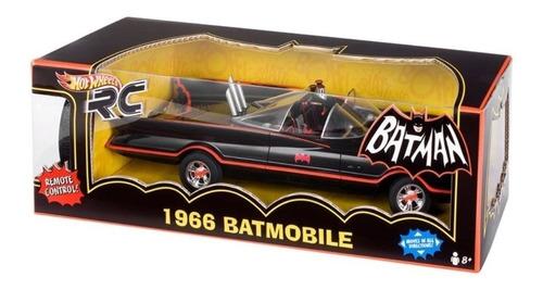 Carro Control Remoto Batman 1966 Tv Series Batimovil Mattel
