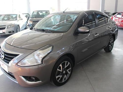 Nissan Versa Sl Cvt 1.6 16v Flex, Ity8183