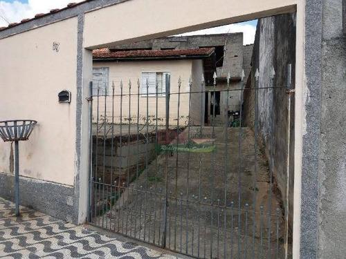 Imagem 1 de 1 de Casa Com 2 Dormitórios À Venda Por R$ 148.400 - Conjunto São Benedito - Jacareí/sp - Ca5851