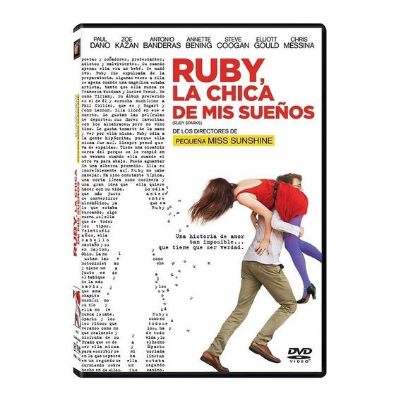 Ruby La Chica De Mis Sueños Ruby Sparks Pelicula Dvd
