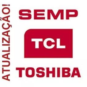 Atualização De Software Para Tv Sti Semp Toshiba Dl3245i(a)