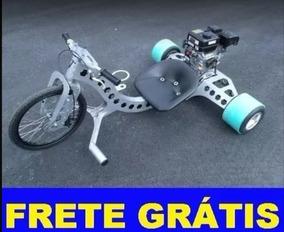 Projeto Completo Triciclo Drift Trike Motorizado-