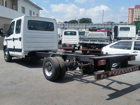 Iveco Daily 70c16 12 Cab Dupla Chassi