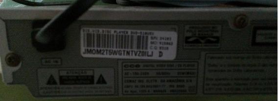 Dvds Usados -2 Aparelhos Por Um Preço
