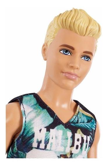 Boneco Ken Fashionista Coleção Dwk44 / Fxl63 - 116 - Barbie