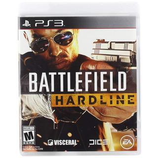 Ps3 Juego Battlefield Hardline Playstation 3 Nuevo Y Sellado
