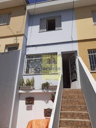 Imagem 1 de 14 de Sobrado Com 2 Dormitórios À Venda, 100 M² Por R$ 415.000,00 - Vila Pirituba - São Paulo/sp - So2900