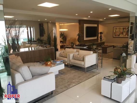 Apartamento Mobiliado À Venda Ou Locação Com 254 M²/ 4 Suites/4 Vagas/ Varanda Gourmet No Lorian Boulevard, Osasco. - Ap00833 - 67869165