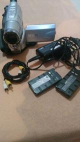 Vende-se Câmera Filmadora Digital Jvc, Com 02 Baterias