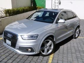 Audi Q3 S Line Plus 211hp 2.0t R19 Qc Gps Piel