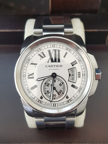 f627d05beb70 Reloj Cartier Calibre Acero