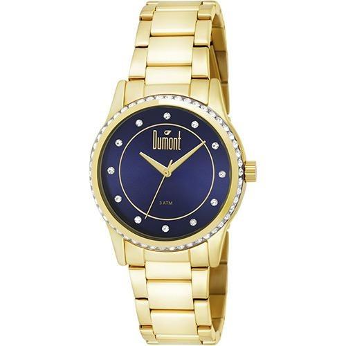 Relógio Dumont Feminino Du2035lqc/4a.