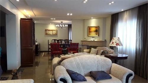Apartamento Com 4 Dormitórios À Venda, 231 M² Por R$ 1.800.000,00 - Santana (zona Norte) - São Paulo/sp - Ap0124
