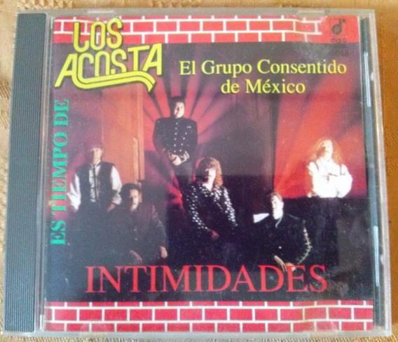 Cd De Los Acosta Intimidades