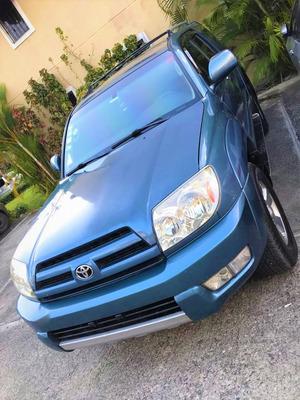 Toyota 4runner 2004 Azul En Venta