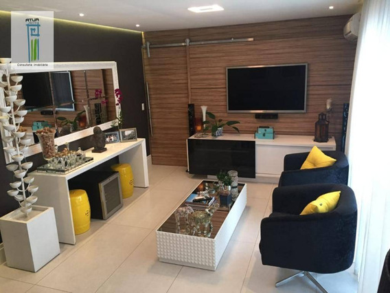 Apartamento À Venda, 110 M² Por R$ 882.000,00 - Mandaqui - São Paulo/sp - Ap0575