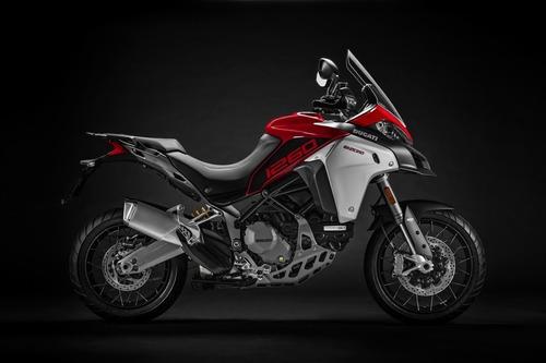 Ducati Multistrada 1260 Enduro 0km Color Roja