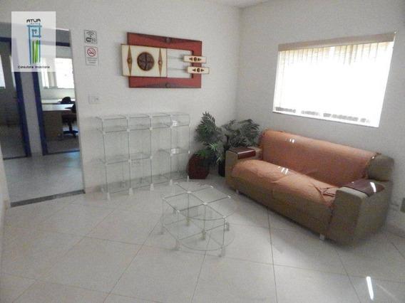 Casa Para Alugar, 113 M² Por R$ 2.900,00/mês - Santana - São Paulo/sp - Ca0241