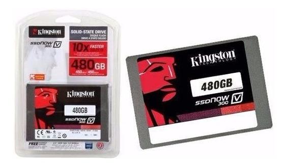 Hd Ssd V300 Kingston 480 Gb