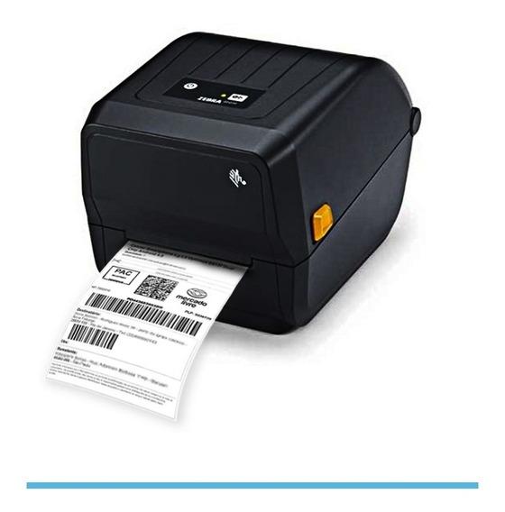 Impressora De Código De Barras Zebra Zd220 Substitui Gc420t