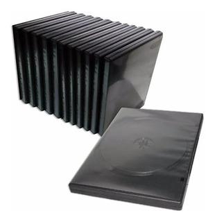 Cajas Para Dvd Cd De 5mm Slim X 100 Unidades