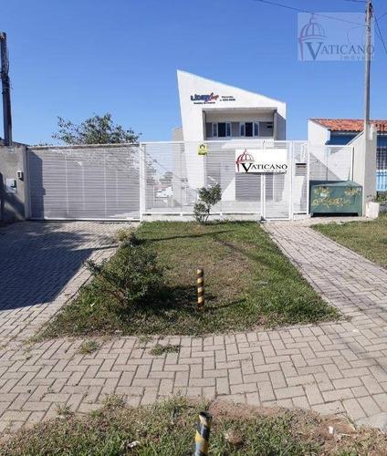 Barracão À Venda, 647 M² Por R$ 1.998.000,00 - Fazendinha - Curitiba/pr - Ba0003
