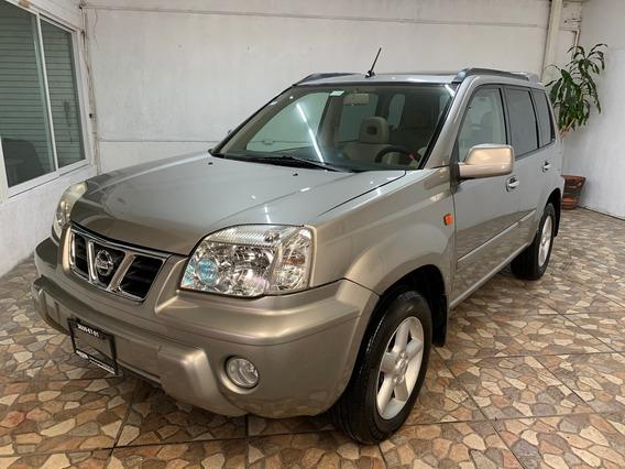 Nissan Xtrail Piel Quemacocos Extremadamente Impecable Linda