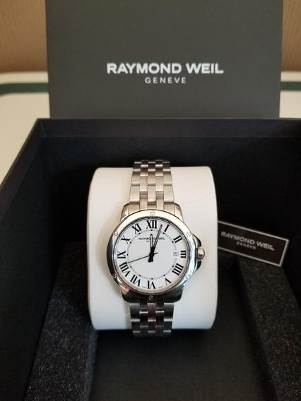 Reloj Raymond Weil Geneve Tango A.inoxidable 5591-st-00300