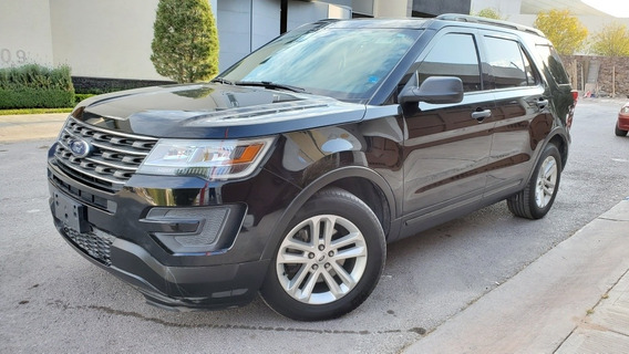 Ford Explorer 3.5 Sport Mt 2017