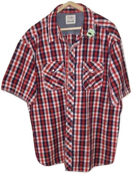 Camisa Pd&c Original Importada - Talle Xxxl / 3xl