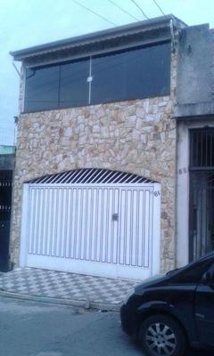Sobrado Residencial À Venda, Residencial Rancho Grande, Itaquaquecetuba. - Codigo: So0689 - So0689