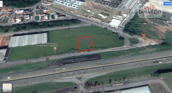 Terreno Industrial À Venda, Jardim Bertoni, Americana. - Te0350