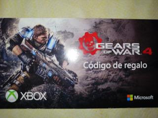 Código De Gears Of War 4