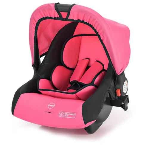 Bebê Conforto 0 À 13 Kg Rosa - Multikids Baby