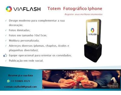 Totem Fotografico - Modelo iPhone