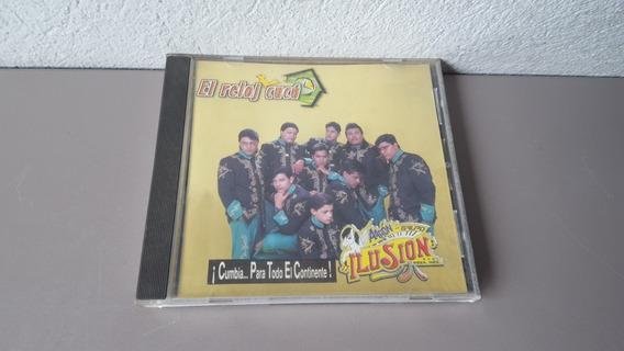 Disco Compacto Aaron Y Su Grupo Ilusion El Reloj Cucu