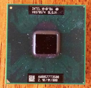 Procesador Intel Pentium T4300 Doble Núcleo